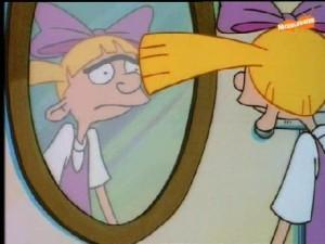 Helga's makeover