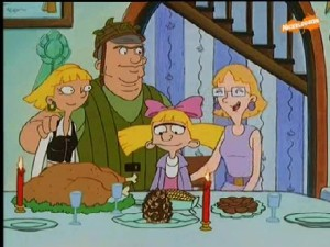 Arnold's Thanksgiving